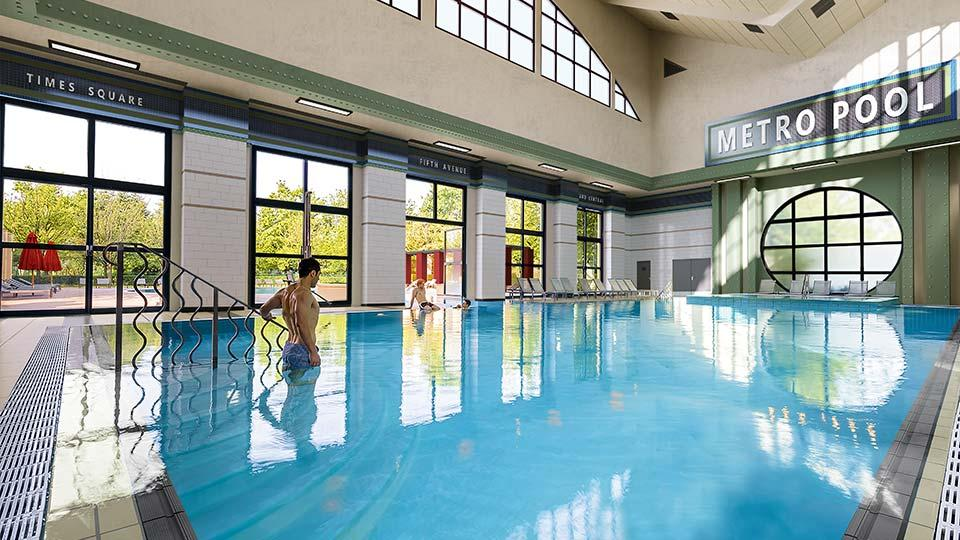 metro pool