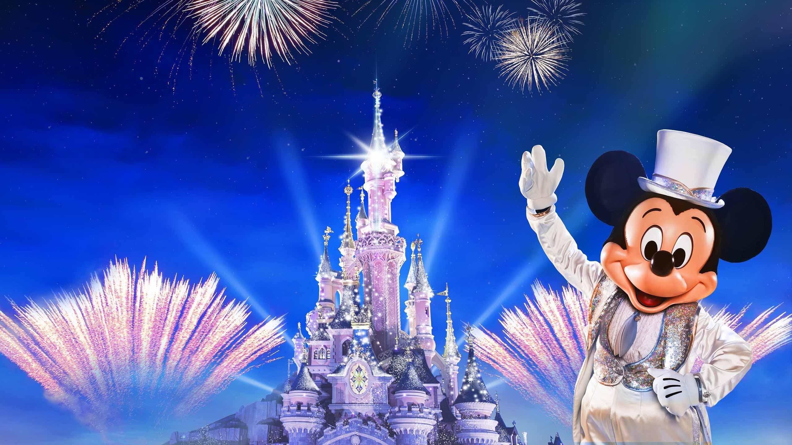 Disneyland Paris começa venda de ingressos para o Réveillon