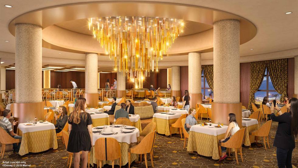 Confira os cardápios dos restaurantes do 1º hotel da Marvel