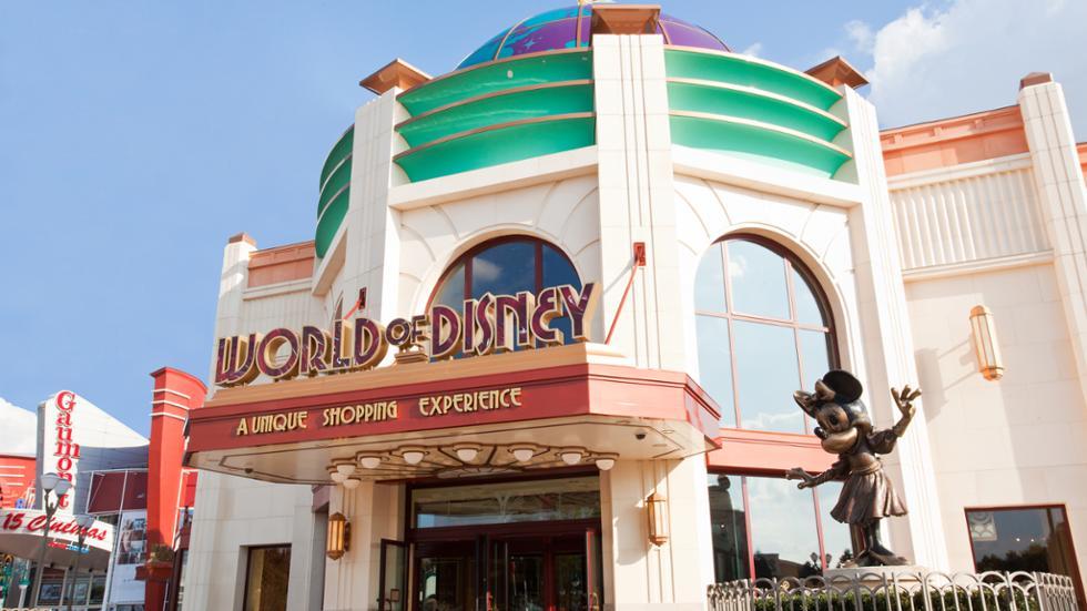 "Disneyland Paris: ""World Of Disney"" pode reabrir em breve"