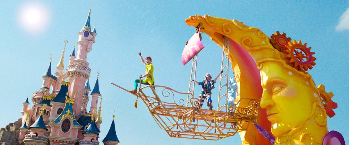 Disneyland Paris deve adiar reabertura