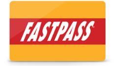 Ticket fastpass disneyland