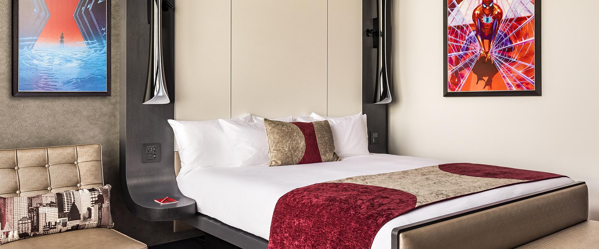 Moderne en luxe Superior kamers