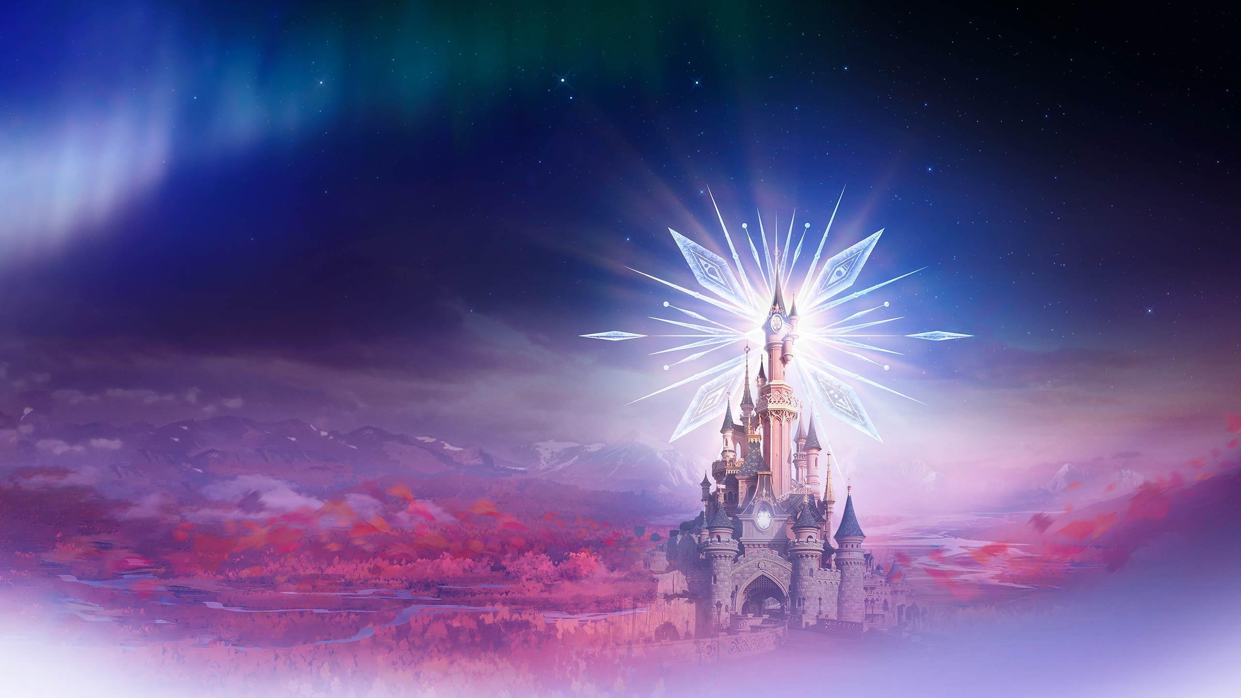 Frozen in Disneyland Paris